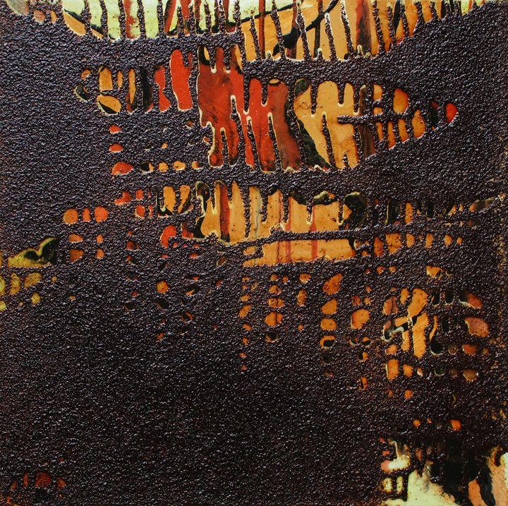 Coffee Express #392 - Textured Art Gallery