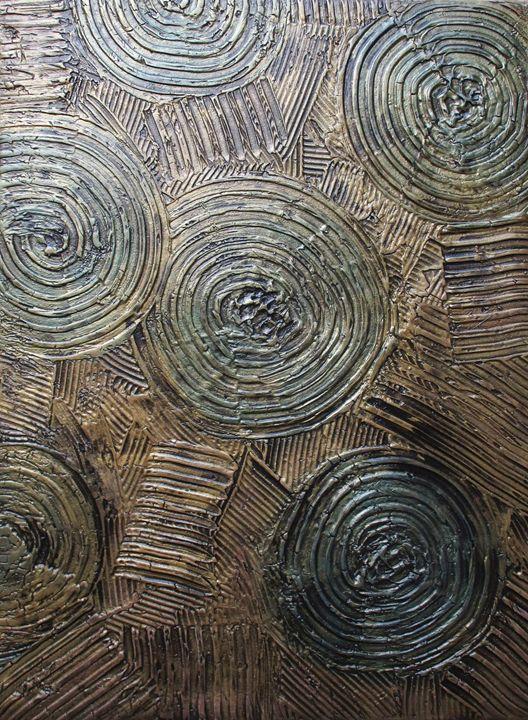 Blanca Savone #366 - Textured Art Gallery