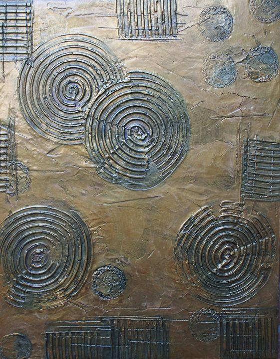 Portillo Blanc #359 - Textured Art Gallery