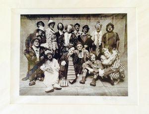"""""""Circus Clowns"""" $150.00"""