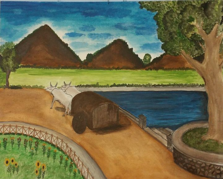 Village view - Soyiart