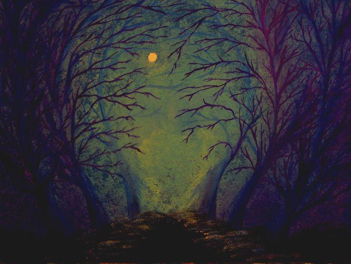 moon shadow - jamesartmuse