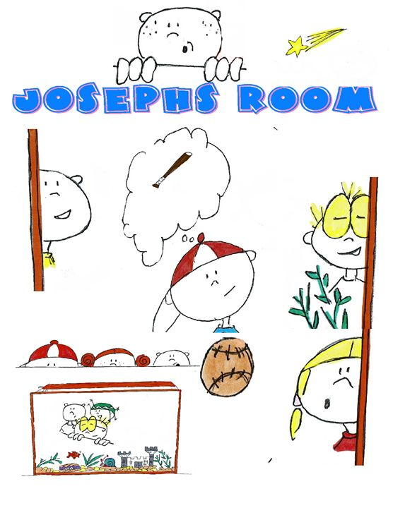 Josephs room - jamesartmuse