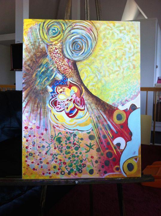 ABSTRACT - Lucia Neko art