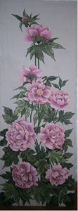 """Peonies"" - Ukrainian Art Gallery"