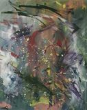 Multicolor Abstract painting