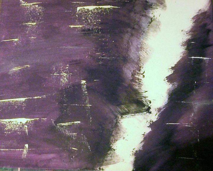 Tripping Into Light - Jen Ex Art