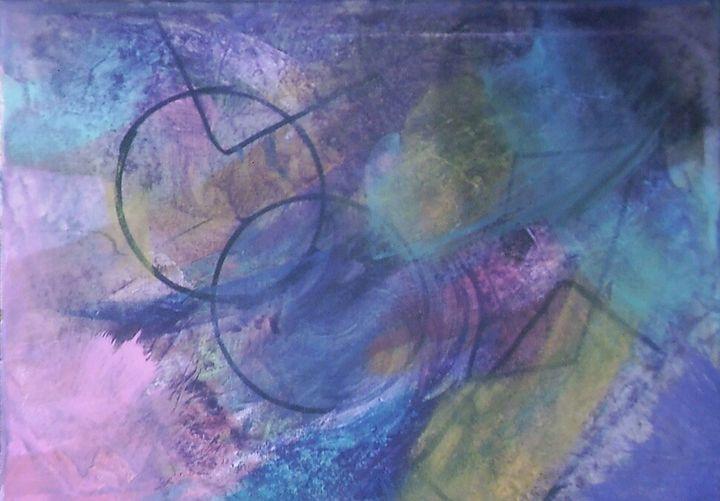 Life Lines - Jen Ex Art