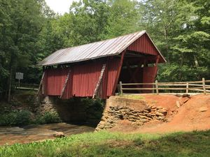 Campbells Covered Bridge SC - Naturefoodpets