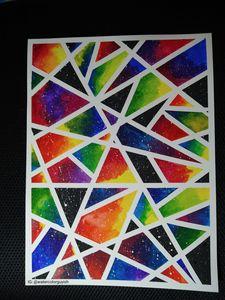 """Geometric Galaxy"""