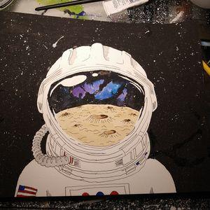 An Astronaut's Reflection