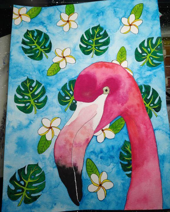 Flamingo - Brendan's Galaxy of Wonders