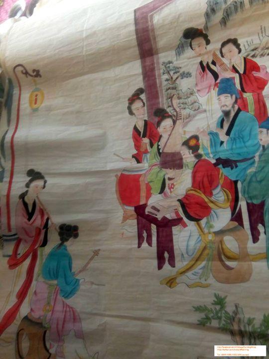 Original Chinese Painting 010 - Chinese Paintings