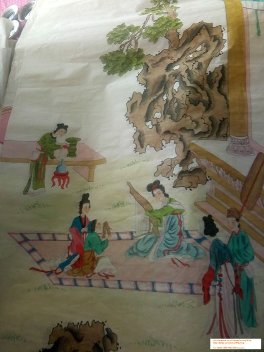 Original Chinese Painting 011 - Chinese Paintings