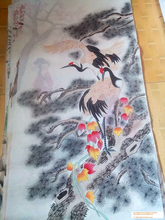 Original Chinese Painting 015 - Chinese Paintings