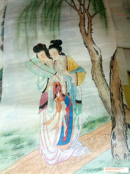 Original Chinese Painting 018 - Chinese Paintings