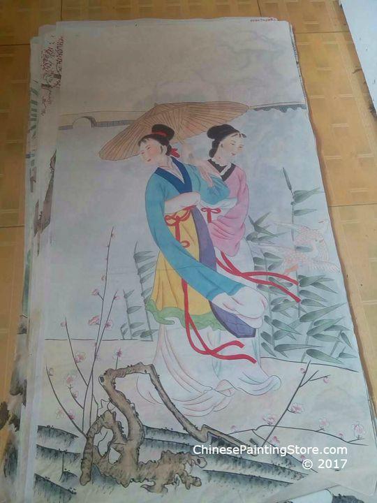Original Chinese Painting 021 - Chinese Paintings