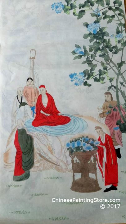 Original Chinese Painting 024 - Chinese Paintings