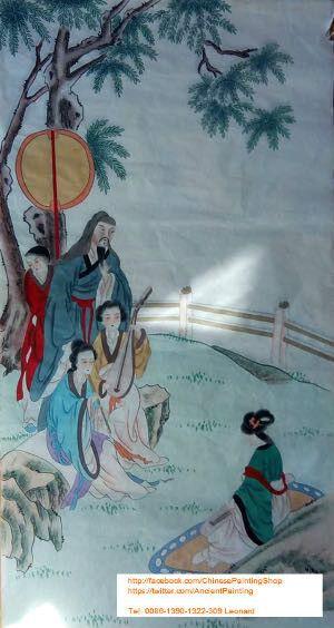 Original Chinese Painting 003 - Chinese Paintings