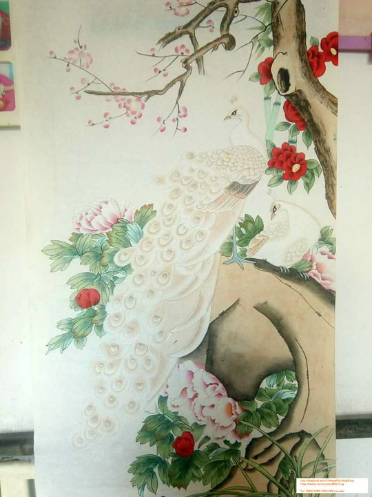 Original Chinese Painting 009 - Chinese Paintings