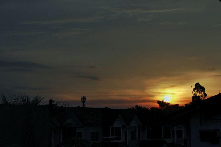 Sunny Sunset - JAVE