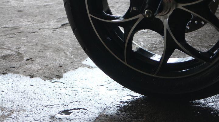 Wheel unfortunate - JAVE