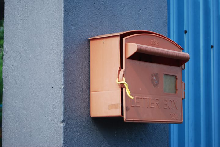 Letter box - JAVE