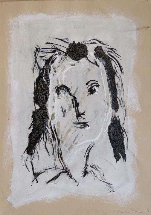 Large Portrait 1 - Frederic Belaubre
