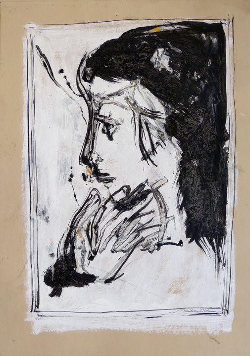 Large Portrait 2 - Frederic Belaubre