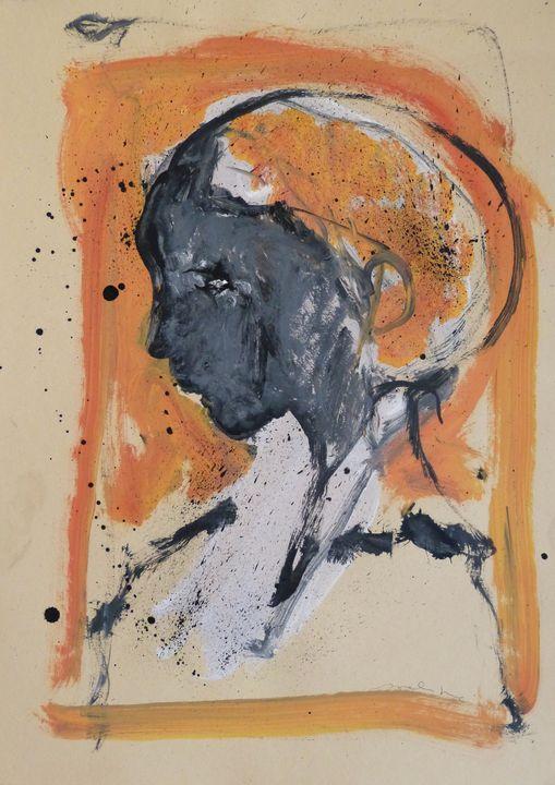 Large Portrait 3 - Frederic Belaubre