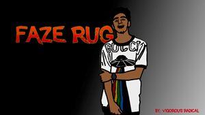 Faze Rug Art by Vigorous Radical