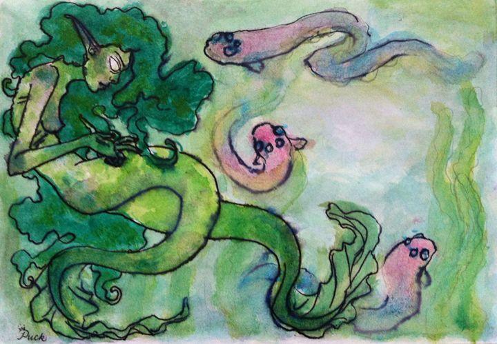 Mermaid - Puckasoup