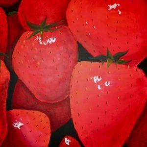 Strawberry Harvest - Megan Kanerahtenha:wi Whyte