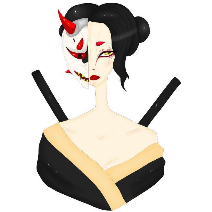 Geisha - Rurickj