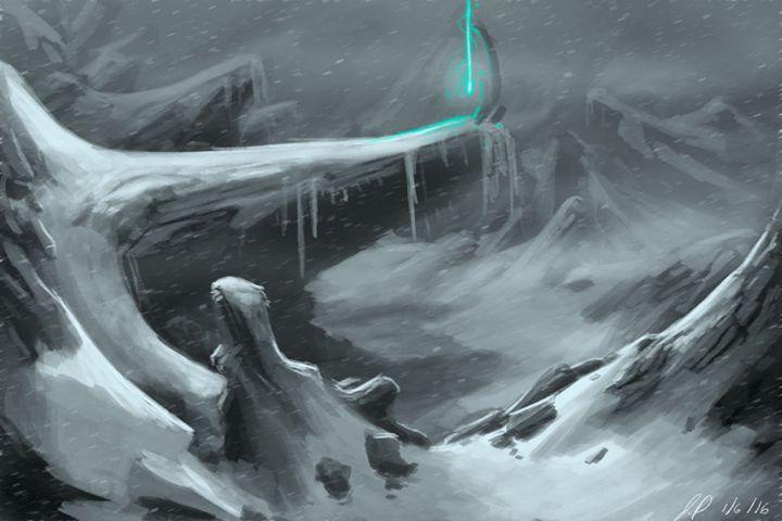 Snow Landscape - Jonathan Paredes