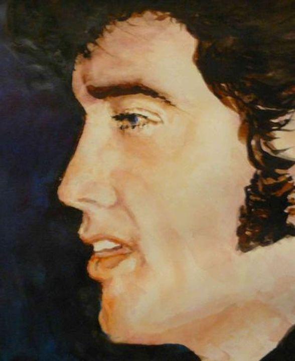Elvis Profile - DJR GALLERY