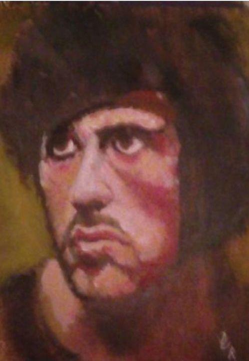 Rambo - DJR GALLERY