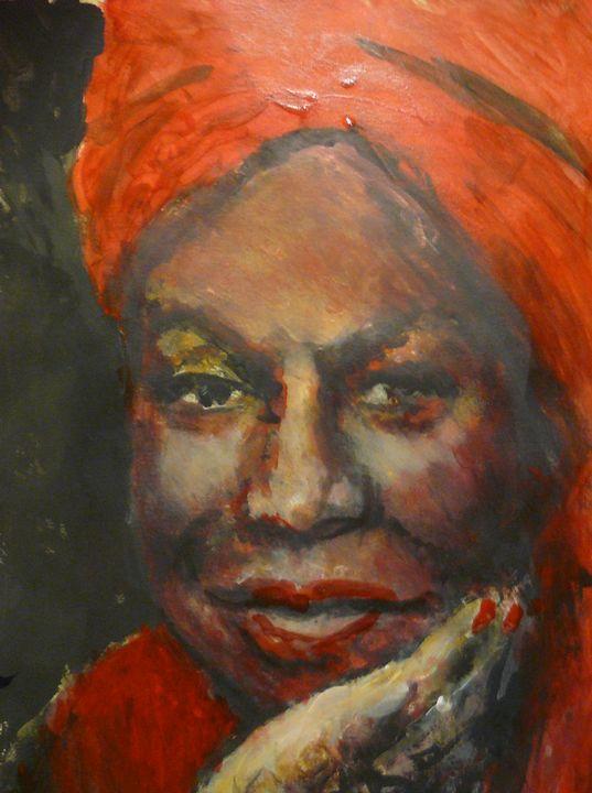 Nina Simone - DJR GALLERY