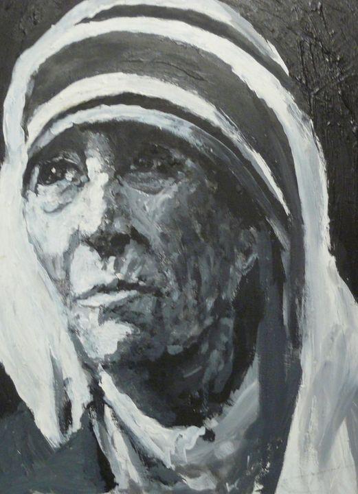 Mother Teresa - DJR GALLERY