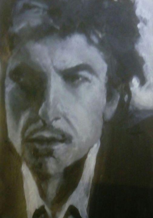 'Bob Dylan' - DJR GALLERY