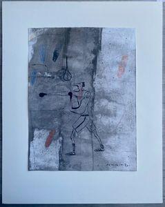 Rafael Perea Abstract