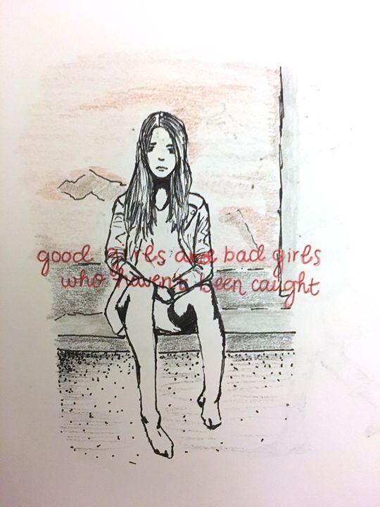 """""""Good Girls"""" - Reeci Herrera"""