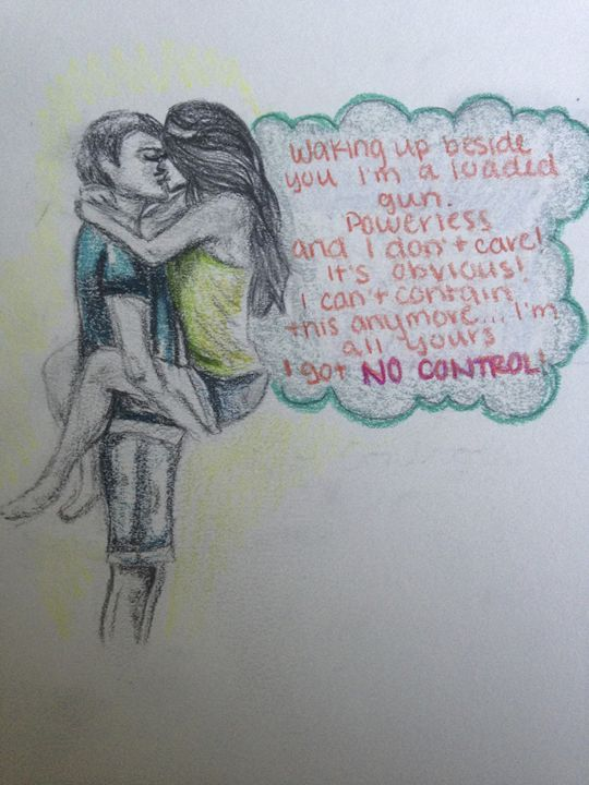"""No Control"" - Reeci Herrera"