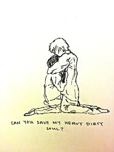 """Heavy Dirty Soul"""