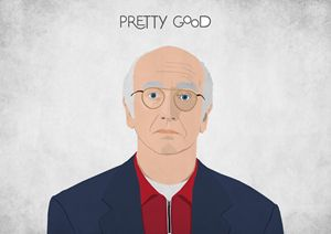 Larry David // Curb Your Enthusiasm