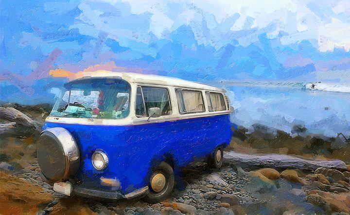 California Dreamin - Ron Regalado