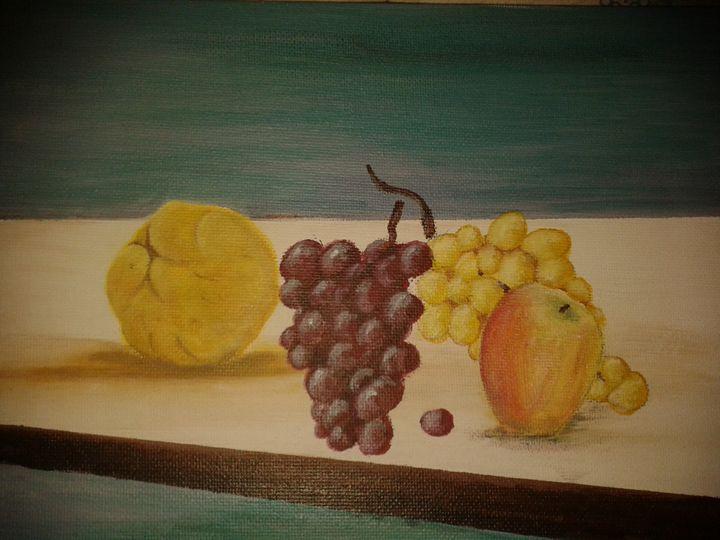 fruits - tassos art