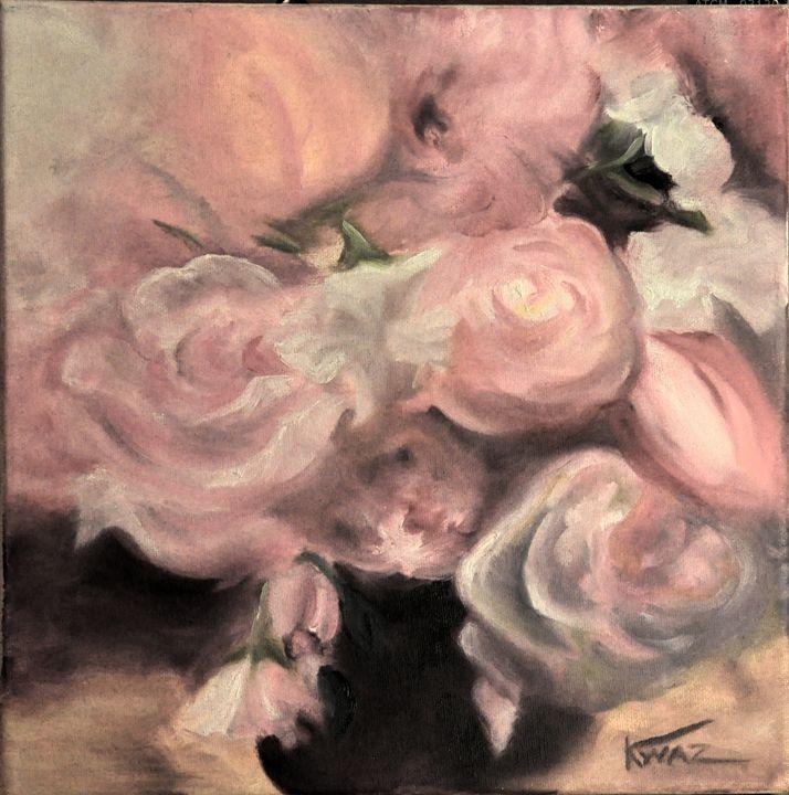 """Victorian Roses - Kim """"Kwaz"""" McKerracher"""