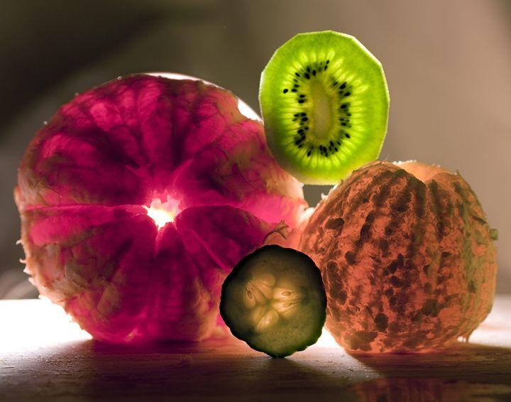 Fruit Effulgence - Alexandra Po
