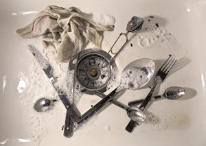 Foamy Dishes